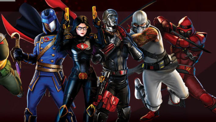 First Look At G.I. Joe Classified Series Storm Shadow, Red Ninja, Cobra Commander, And The Baroness