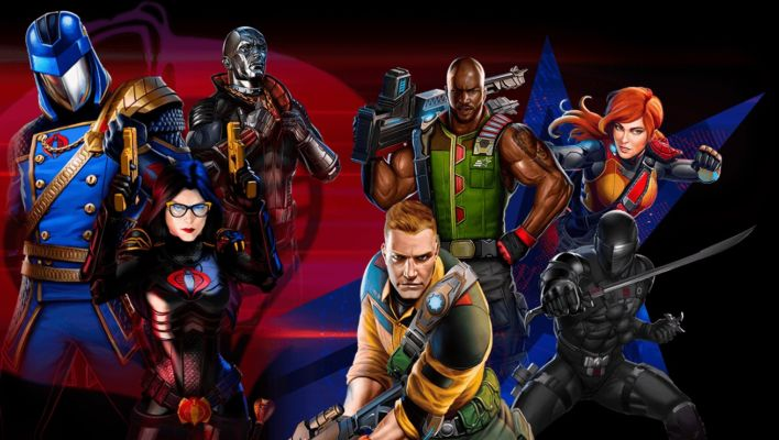 G.I. Joe Toyline Official Website Is Back With Reveals