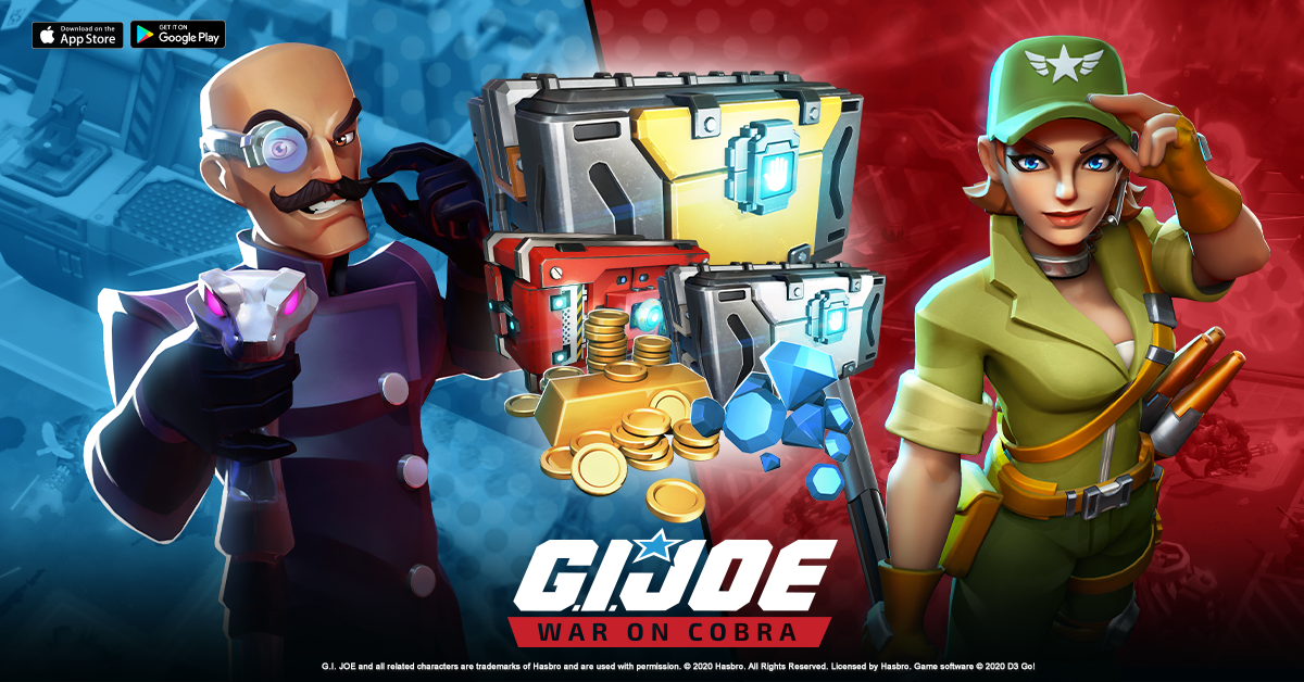 THIS WEEK IN G.I. JOE: WAR ON COBRA The ALL-NEW Battle Pass Feature