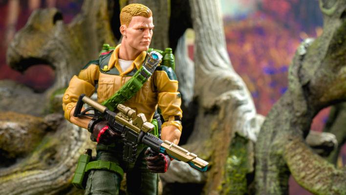 G.I. Joe Classified Duke In-Hand Gallery