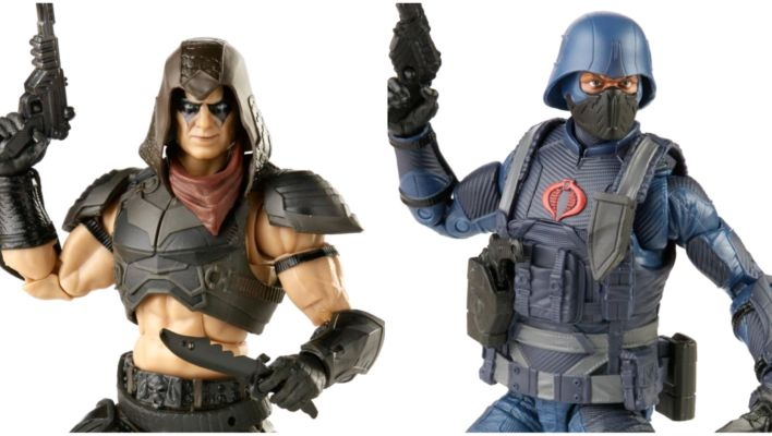 New G.I. Joe Classified and Retro Official Pics, Pre-Orders Going Live at 5!