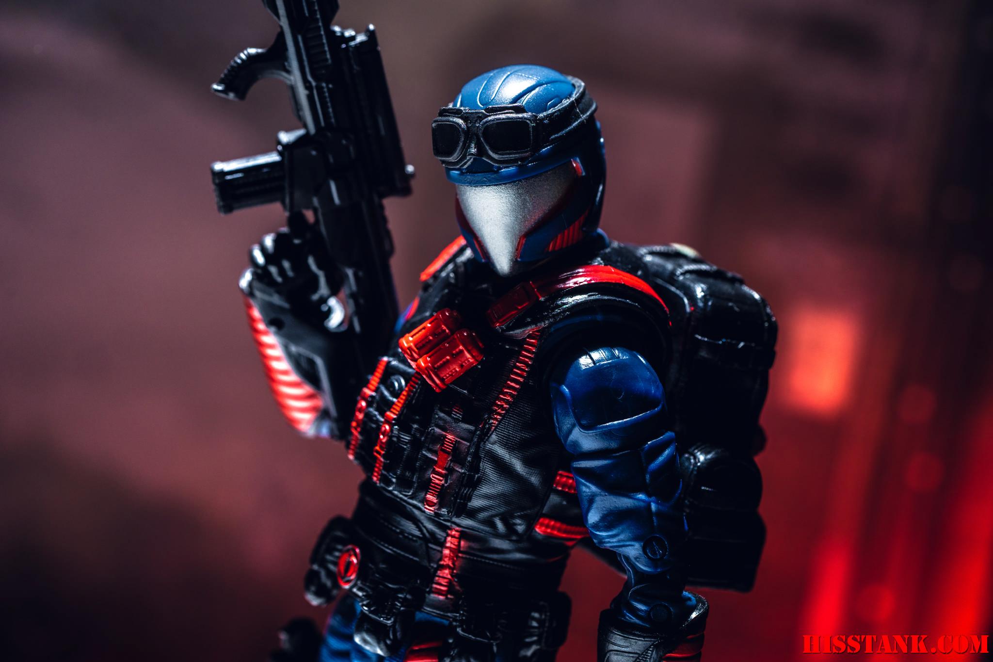 G.I. Joe Classified Cobra Viper In-Hand Gallery