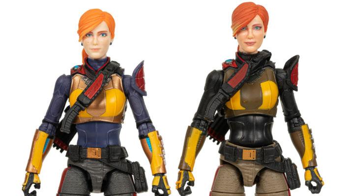 G.I. Joe Classified Scarlett 2021 Refresh - In Hand Gallery