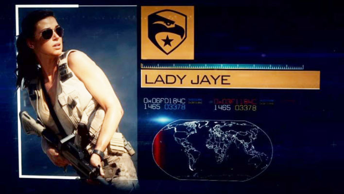 Amazon GIJOE Live Action Series In the Works Centered Around Lady Jaye