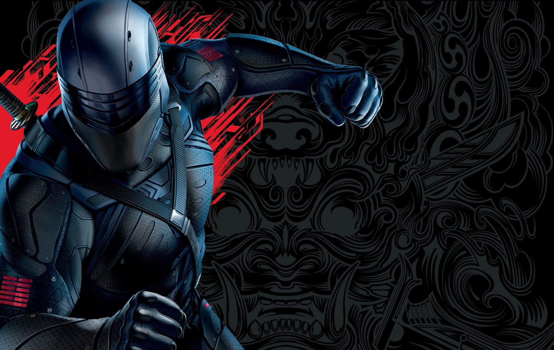 Hasbro Fan Fest GI Joe Panel Details - Origins Movie Snake Eyes Toy Reveals