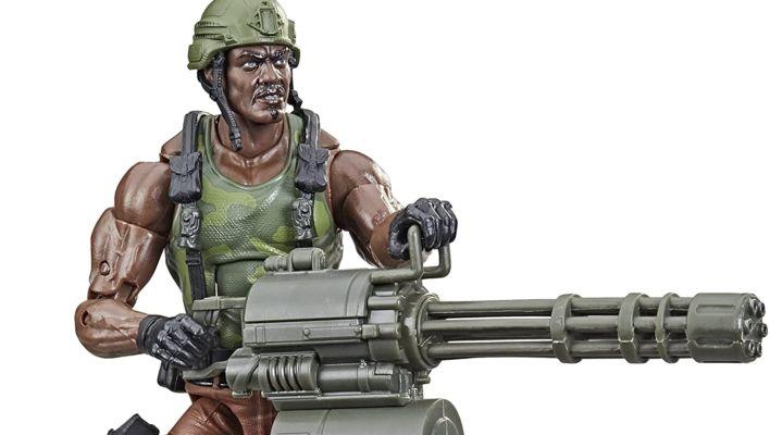 G.I. Joe Classified Heavy Artillery Roadblock Pre-Orders Live!